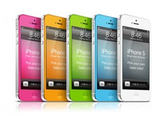 Colorful iphone 5 front mock up Free Psd. See more inspiration related to Mockup, Mobile, Color, Colorful, Iphone, Mock up, Psd, Up, Horizontal, Front and Mock on Freepik.