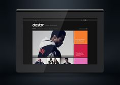 Destro #color #design #website #metro #web #style