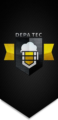 Depa Tec on the Behance Network #logo #beer