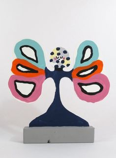 news - Merijn Hos #naive #sculpture