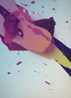 Particles & Matter on the Behance Network #design