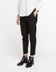 Hope Krissy Trouser in Black in Black | Lyst #pants