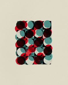 The Voyage Out. Going abstract. #geometry #white #red #geometric #black #blue