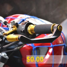 Motorcycle #Parts, #Electric #Car, #Modified #Brake, #Clutch, #Anti-fall, #Horn, #Hand #Guard #- #GRAY