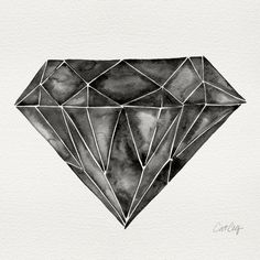 Black Diamond by Cat Coquillette