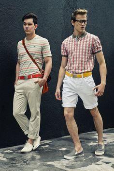 Preppy Editorial by Guilherme Benites #fashion #man #preppy #editorial