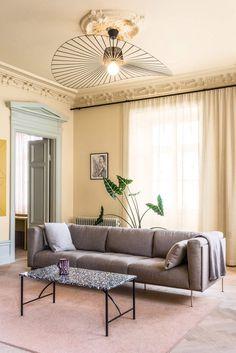Minimalist Design Apartment in Stockholm