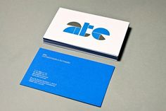 ATE Identity | Flickr - Photo Sharing! #musaworklab #print #flickr #identity #ate