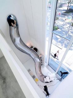 CJWHO ™ (Beijing Flagship Store | Beijing, China by Maison...) #design #interiors #store #indoor #china #beijing #slide #luxury