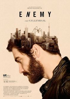 6-Enemy #movie #design #graphic #poster #film