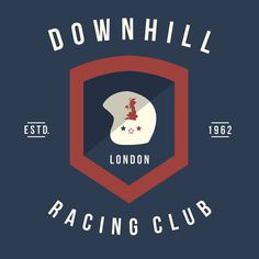 Brock Weaver | Downhill Racing Club #badge #crest #illustration #brand #car #race