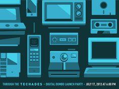 Through the Techades