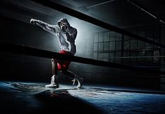 The Boxer by Tim Tadder » Creative Photography Blog #advertising #photography #inspiration #sport