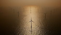 Aerial Portfolio on the Behance Network #wind #photography #future #farm