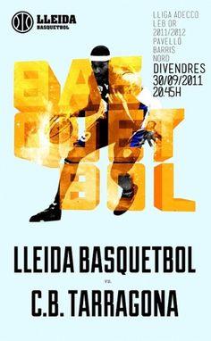 N Y T T - Design & Communication studio #lleida #design #graphic #basketball