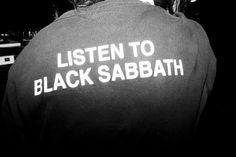 Bar Secreto « Surface to Air #sabbath #black #shirt