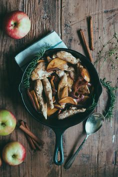 an apple picking party — molly yeh #apple #photography #vintage