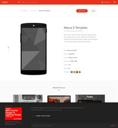 #design #ui #website #web #dribbble #marketplace