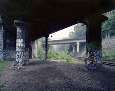 By The Silent Line6 #abandoned #photography #railway