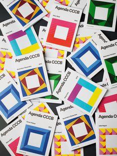 By Hey Studiohttp://heystudio.es #design #shapes #colour