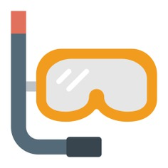See more icon inspiration related to dive, snorkel, sea, diving, sports, summertime and goggle on Flaticon.