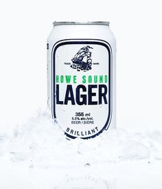 How Sound Lager : Lovely Package . Curating the very best packaging design.
