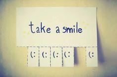 Cuarto derecha #smile #a #take