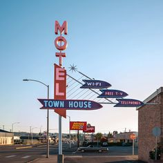 Best of American Roads: Analog Photography by Leah Frances