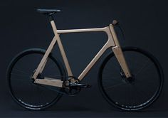 Wooden Bicycle_3 #wood #bicycle