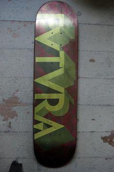 FVTVRA SKATEBOARDS - FVTVRISMO #illustration #futurism #skateboard graphics