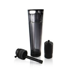 Access clean water anywhere by instantly filtering contaminants.