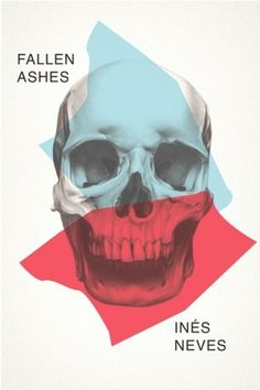 this isn't happiness™ (Spine Out) #fallen #red #ashes #book #cover #blue #skull