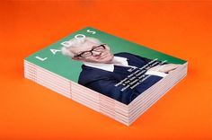Lados Magazine nº21 on Behance