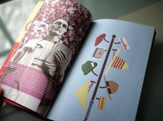 Loyola Acceptance Book - Dan Blackman: Art Direction & Design #print #design #illustration