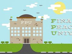 FPU #bright #financial #university #color #church #texture #illustration #peace #lifepoint