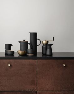 Collar Coffee brewer Stelton head minimal design inspiration by mindsparklemag