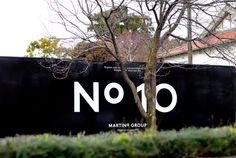 Studio Hi Ho #signage #studio #typography