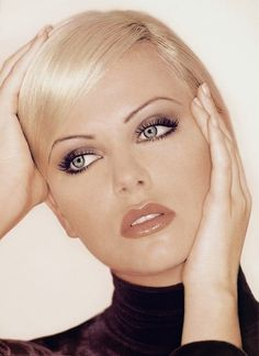 Picture of Charlize Theron #girl #eyes #theron #charlize #actress