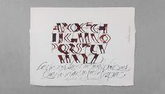 Original Calligraphy Works - Joan Quirós