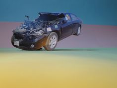 Conny Crash / Reportage I #collibri #fellerer #cars #art #marge