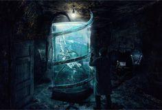 recreating_love_by_fatherofgod d36pjaj #fantasy #water #photo #sci #fi #tank #photography #manipulation #art #blue #science
