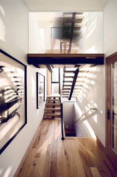 staircase, Hermosa Beach / Blanchard Fuentes Design