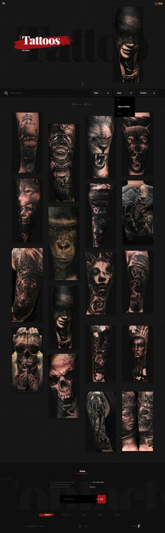 DaInk - Mindsparkle Mag - DaInk is one of the longest standing tattoo shops on the Gold Coast. Its cool website is awarded as site of the da