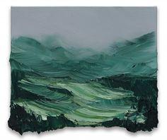 # 02, 33x40cm, oil on canvas