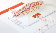 Carly Lane Design Portfolio | Hostelling International #business #card #identity #stationery #logo #letterhead