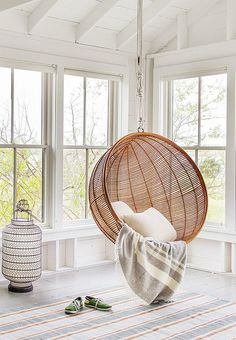 let's swing / sfgirlbybay #interior design #decoration #decor #deco #swing