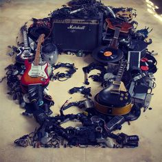 #creative#guitar#man