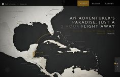 Map Website #flight #design #color #map #cities #simple #website #flying #three #web