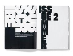 Plastique Magazine: Issue 1 « Studio8 Design #layout #magazine