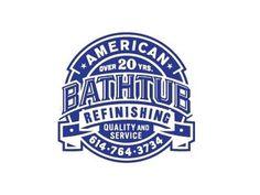 Dribbble - American Bathtub Refinishing by Tim Frame